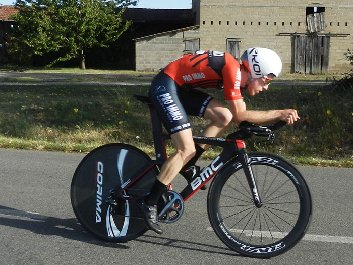 Chappes chrono individuel 2019